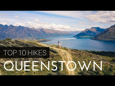 TOP 10 HIKES IN QUEENSTOWN, NEW ZEALAND