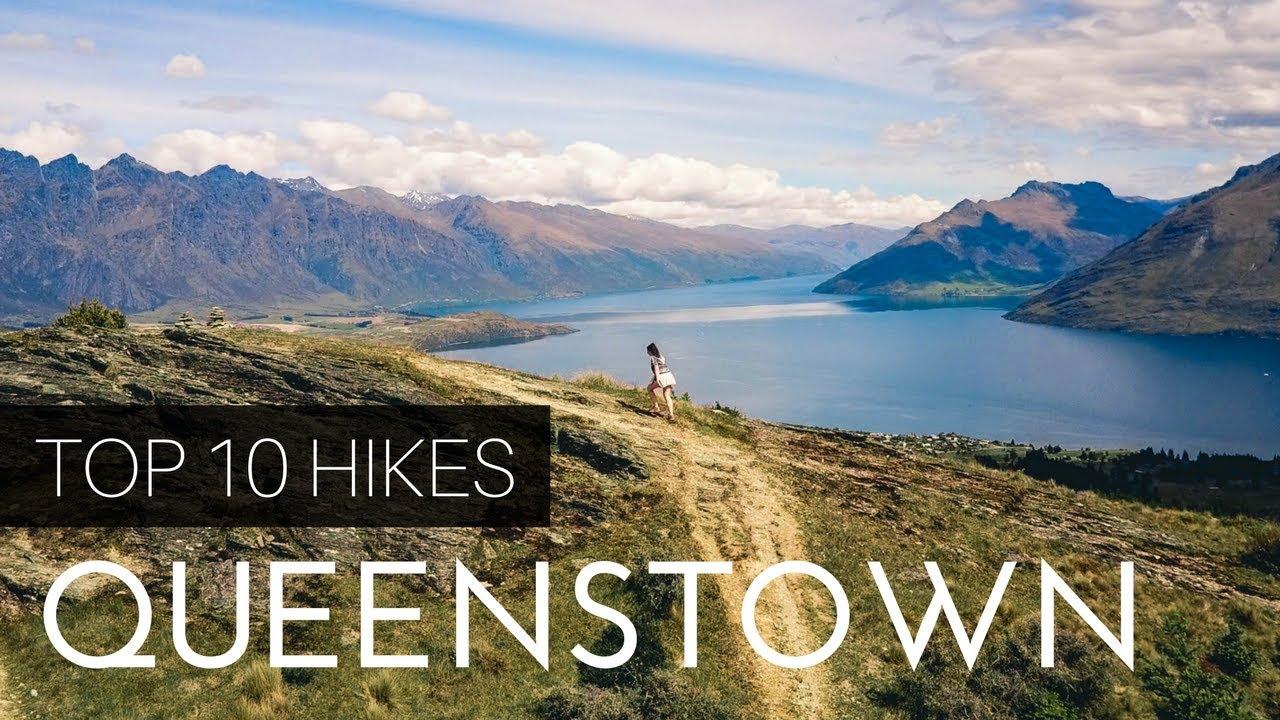 Top 10 Hikes in Queenstown, New Zealand