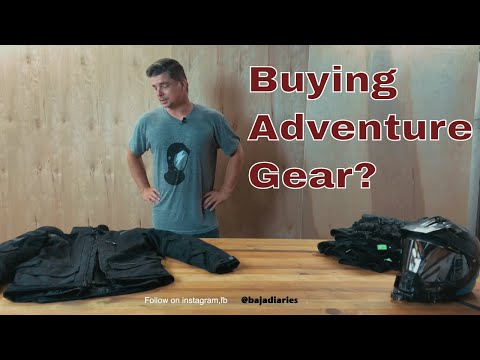 Why Is Adventure Gear So Expensive? #adventurebike #Touring #Advrider