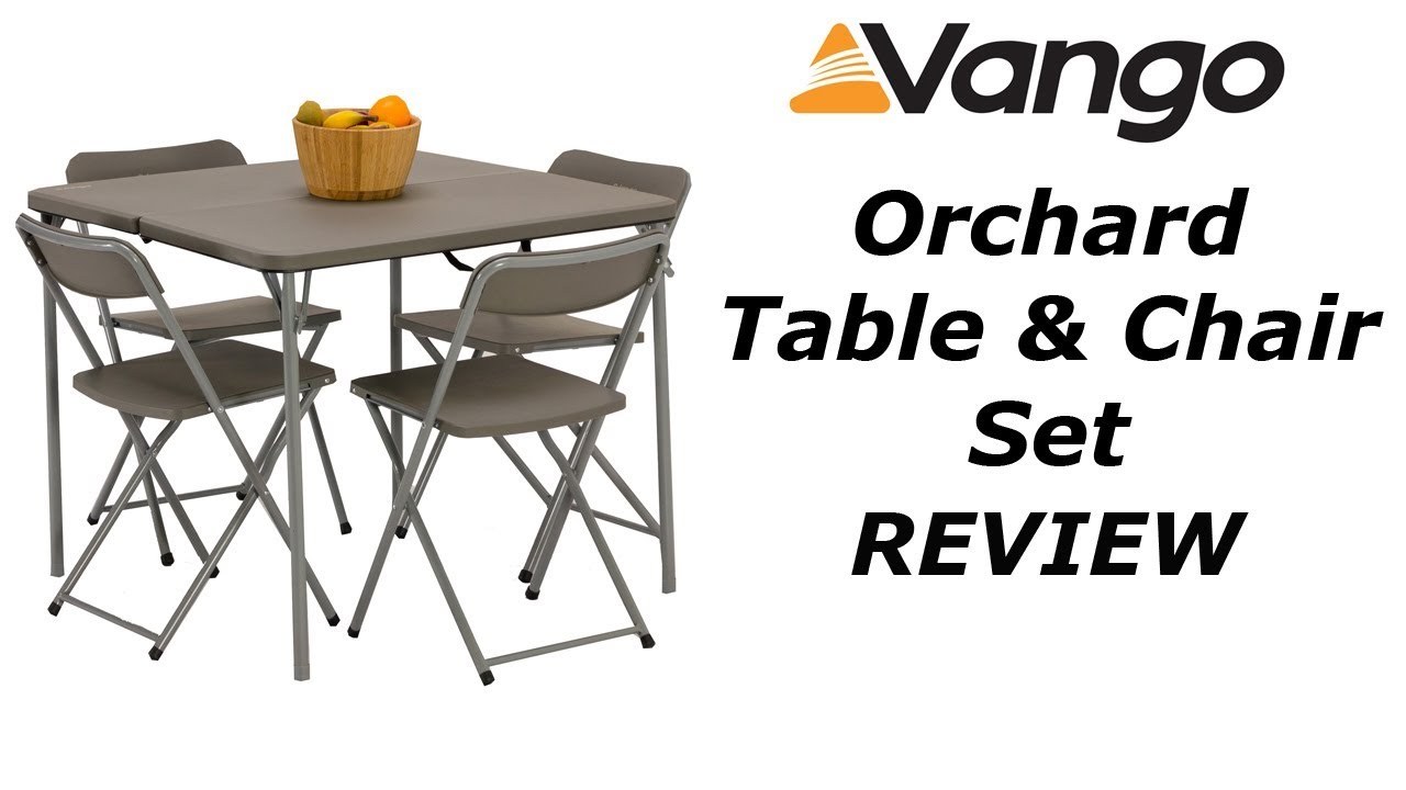 Camping Tables & Chairs Vango Microlite Compact Camping Table Sporting Goods