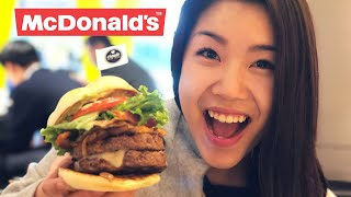 i tried the fanciest mcdonalds in the world