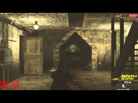Anstalt Der Untoten - Custom Nazi Zombies w/TestDrive - Part 2