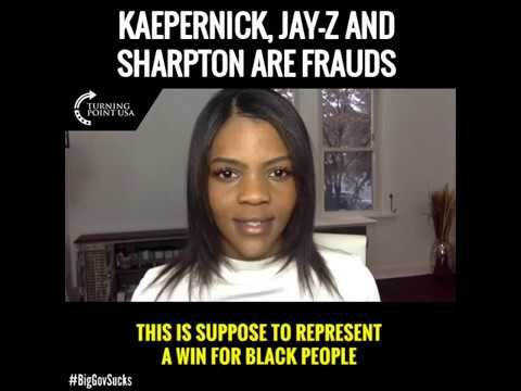 Kaepernick, Jay Z and Al Sharpton Are Frauds
