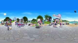 LEGO Friends — Moc przyjaźni — film 360 stopni