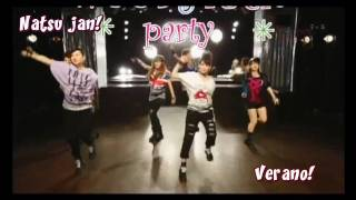 Berryz Koubou (Berryz工房) Inazuma Eleven ending 5 Shimizu Saki (清...