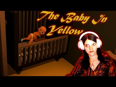 BABYSITTING AT ITS FINEST! | The Baby In Yellow