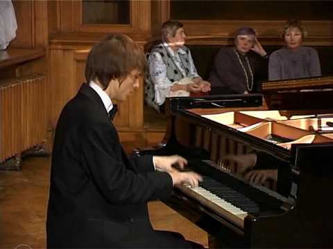 Paganini/Liszt Etude 6