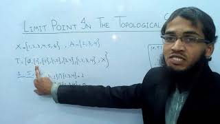 Limit Point in the Topological Space