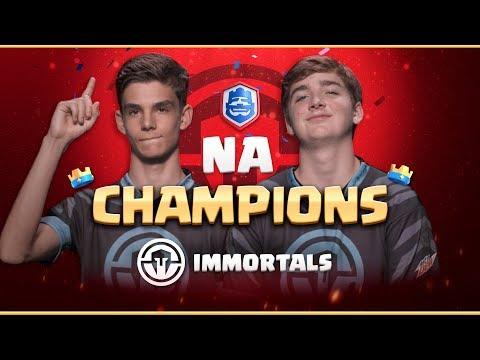 Meet The CRL NA Finalists: Immortals!