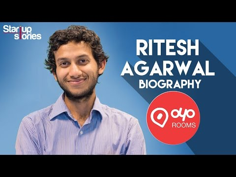 Ritesh Agarwal Biography | Success Story of 21 year old Multi Millionaire | Founder of OYO Rooms