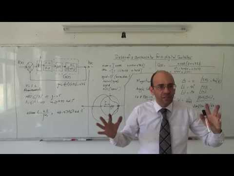 Digital Compensator Design IV: Finding the deficit angle, 22/5/2014