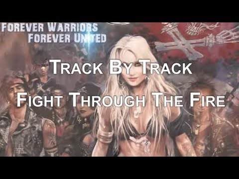DORO - Fight Through The Fire (OFFICIAL TRACK BY TRACK #16)
