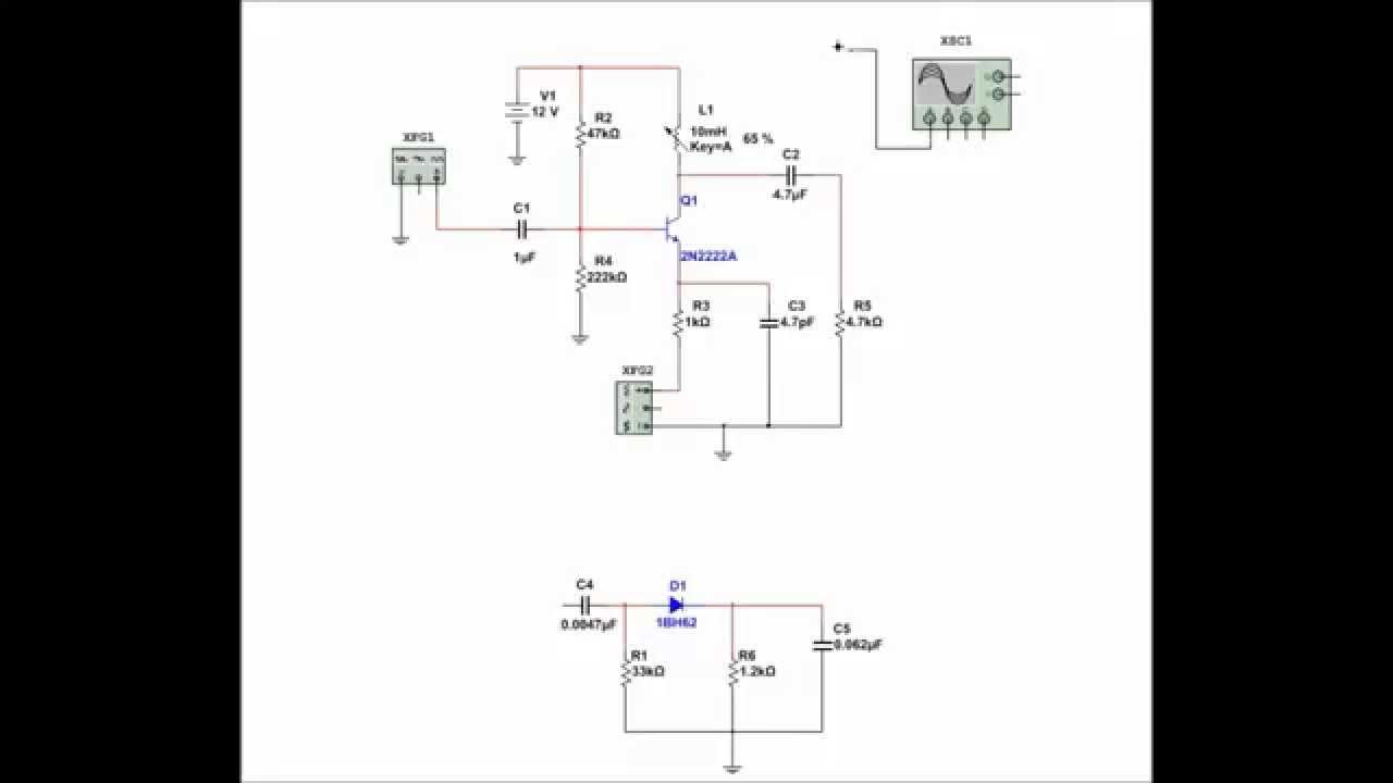 medium resolution of amplitude modulation circuit diagram
