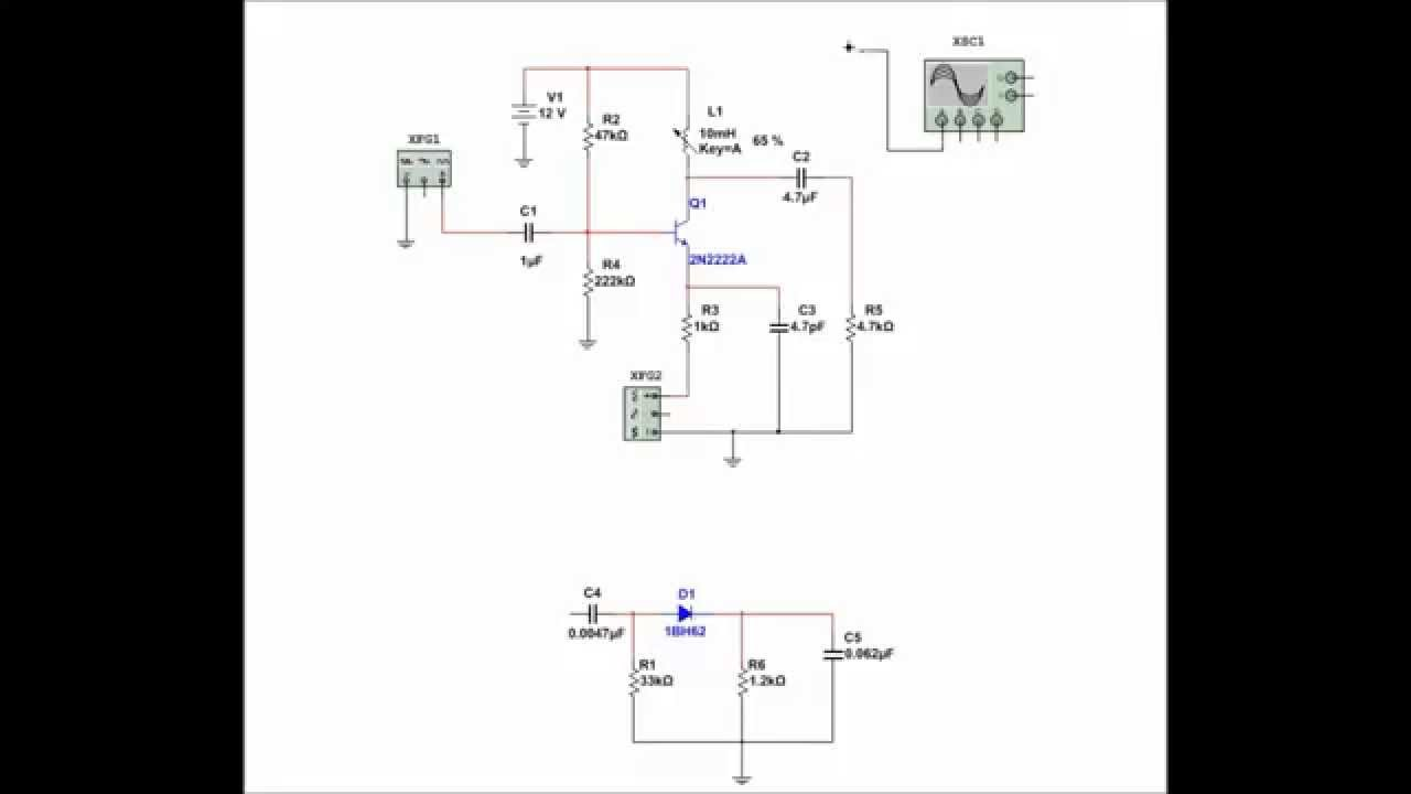 small resolution of amplitude modulation circuit diagram
