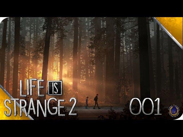 LIFE IS STRANGE 2 - Episode 1 👬 [001] Nicht ohne meinen Bruder!