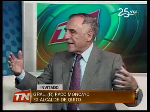 Gral. Paco Moncayo