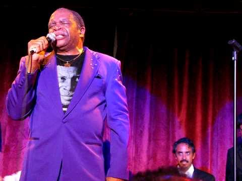 OTIS CLAY Live at the Bell House, Brooklyn, Ny - AMAZING!!! pt 1 of 4