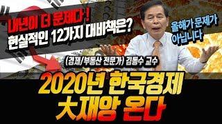 내년이 더 문제다! 2020년 한국경제 초토화 大재앙 온다ㅣ대비하자! 현실적인 12가지 대비책 ≪경제전망/경제위기≫