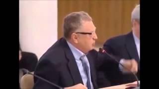 Зазнобин В  М   о Жириновском