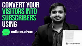 Creating Chatbots Using Collect.Chat | Chatbot Tutorial | Step By Step Guide