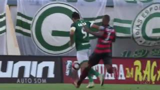 Melhores Momentos – Goiás 1 x 0 Atlético-GO – 3 Rodada Campeonato Goiano 2017