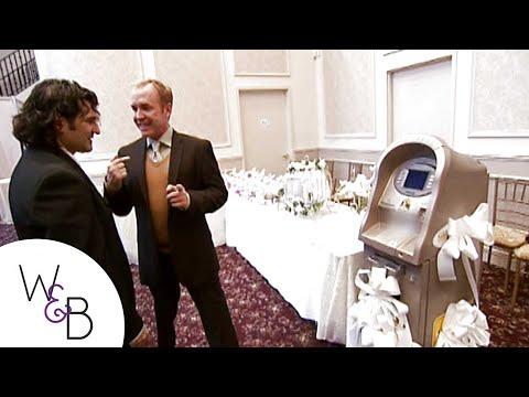 Is Bringing An ATM To A Wedding Tacky? - Rich Bride Poor Bride 205 - Princess Bride