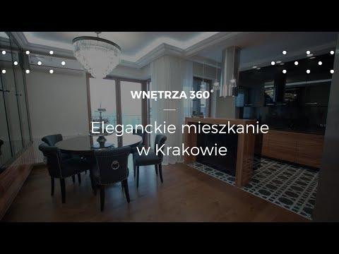 Mieszkanie W Krakowie W Stylu Glamour #projektwnętrz
