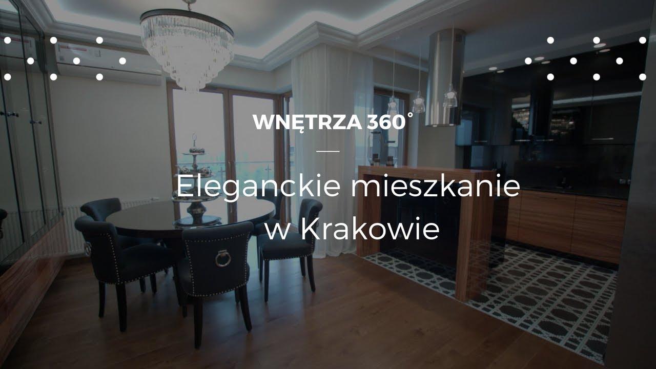 Mieszkanie W Krakowie W Stylu Glamour Projektwnetrz Youtube