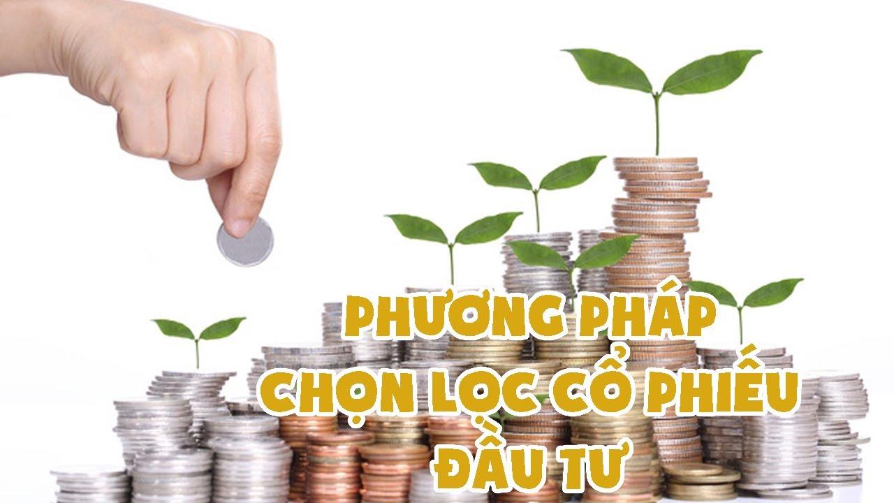Phương pháp CHỌN LỌC cổ phiếu và 10 tiêu chí lựa chọn cổ phiếu đầu tư | Trần Thịnh Lâm