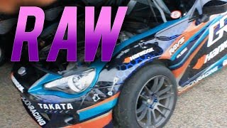 Formula Drift Atlanta 2014 | Raw