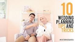 10 WEDDING PLANNING TIPS & TRICKS (INDONESIA) | VICTORIA ZULKIFLI