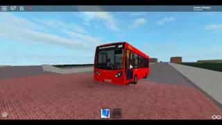 Roblox London Hackney & Limehouse bus Simulator Enviro 200 Fleet DAS1 CT Plus Route 309 to Stepney
