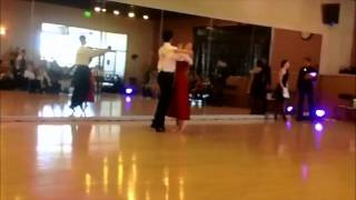 San Francisco Bay Area Waltz Competition 5-19-2012 William Blanco May