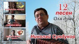 Николай Сундуков 12 песен на гармошке для души Микс