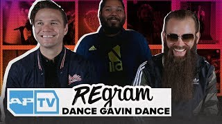Dance Gavin Dance React to Old Instagram Photos, Recall Their Craziest Crowd Surf Story | AP