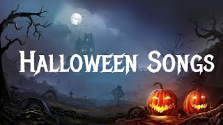 Halloween Songs For Kids. Halloween Pumpkin And Halloween Ghost Song