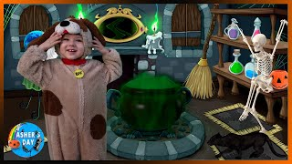 Toddler Virtual Haunted House Halloween Part 2 Learn Colors