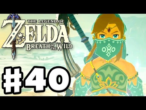 Female Link! - The Legend of Zelda: Breath of the Wild - Gameplay Part 40