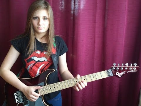 """The Amazing Tina S. """" Comfortably Numb """" Solo  New artist showcase !"""