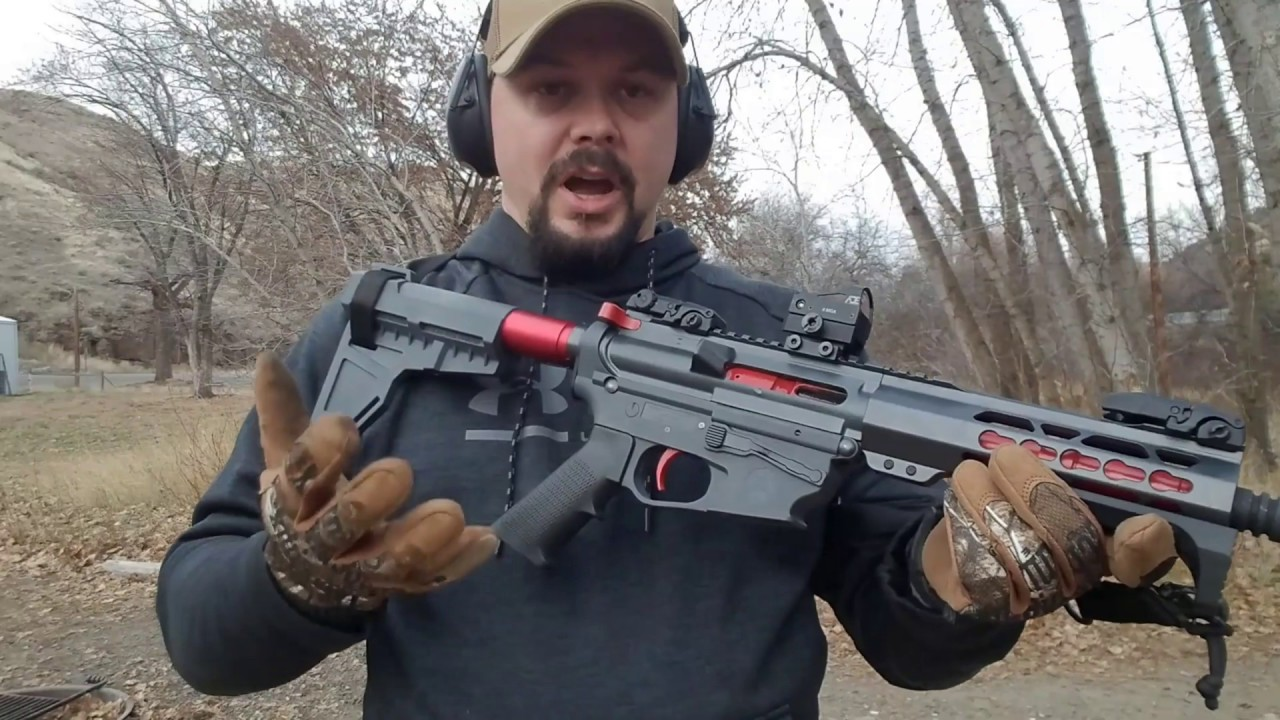 Tennessee Arms Tac-9 best affordable AR9 lower update on it and how it's been holding up