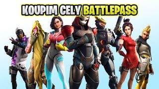 * NEW SEASON * 💰 I'm buying the WHOLE Battle Pass 💰 [Fortnite]