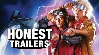Honest Trailers - Back to the Future