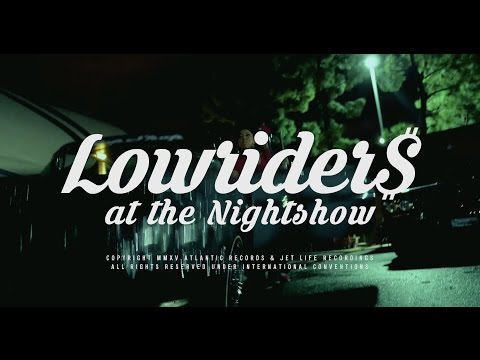 """Curren$y - """"Lowriders At The Nightshow"""" (Official Video)"""
