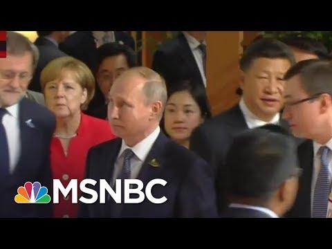 President Vladimir Putin: List Of Wants From G20 | Morning Joe | MSNBS