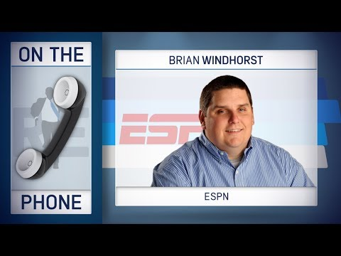 ESPN's Brian Windhorst Talks LeBron, Kawhi & More wRich Eisen  Full   62918