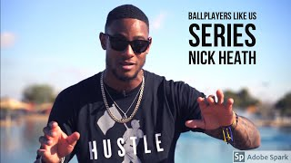 Nick Heath // Ballplayers Like Us
