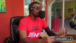 Interview Danse Zonbi K-Zino Nan #chokarella - 10 Juin 2015