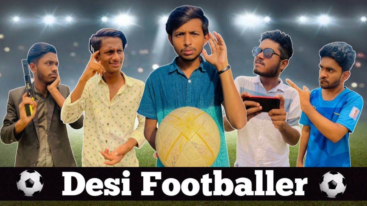 3 Idiots On Football | Bangla funny video | BAD BROTHERS | It's Omor
