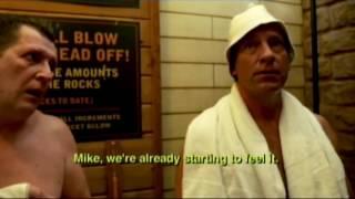 Visiting Chicago Sweatlodge  - Best Russian Sauna