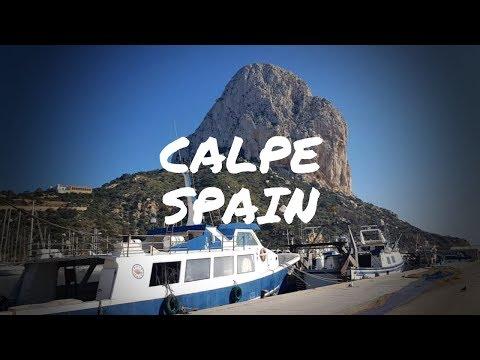 CALPE PUERTO MARISCO Y PESCADOS FRESCOS, TRAVEL/Reise.